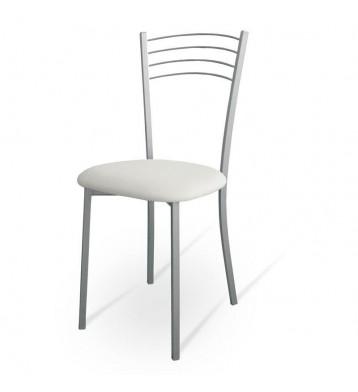 Pack 2 sillas Tida. Blanco