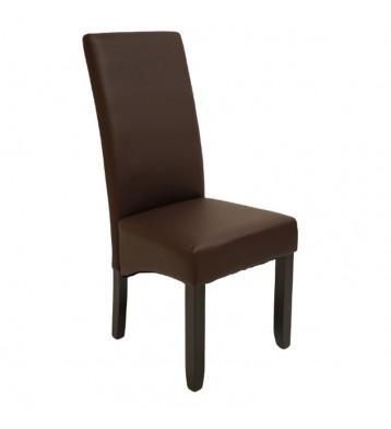 Pack 4 sillas nueva Osaka. Wengué