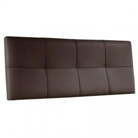 Cabezal polipiel 160x55 chocolate
