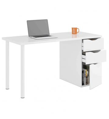 Mesa escritorio con cajones...