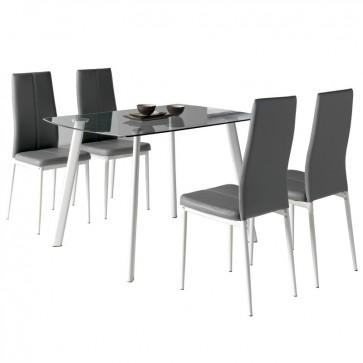 mesa y sillas comedor tengo