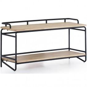 Recibidor industrial Plank roble nordish salvaje 100x35x52