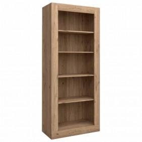 Estantería librería Argos salón comedor naturale 180x80x40 cm