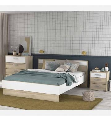 Dormitorio completo...