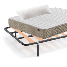 Pack ahorro LOW COST somier + colchón + almohada