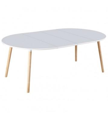 Mesa redonda extensible XL...