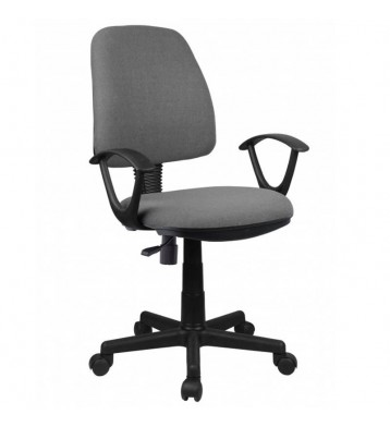 Silla Office en color gris 61'5x54'5 cm