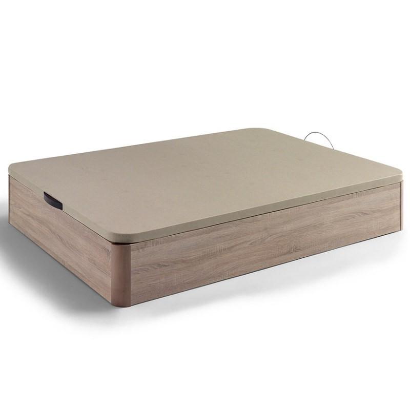 Canapé 135x190 cm cambrian de madera base beige