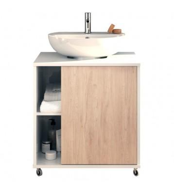 Mesa Para Lavabos Modernos.Mueble Bano Para Lavabo Pedestal Sinna 59x45x64 Cm