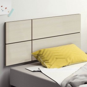 Cabezal dormitorio Maka color pino 100 cm