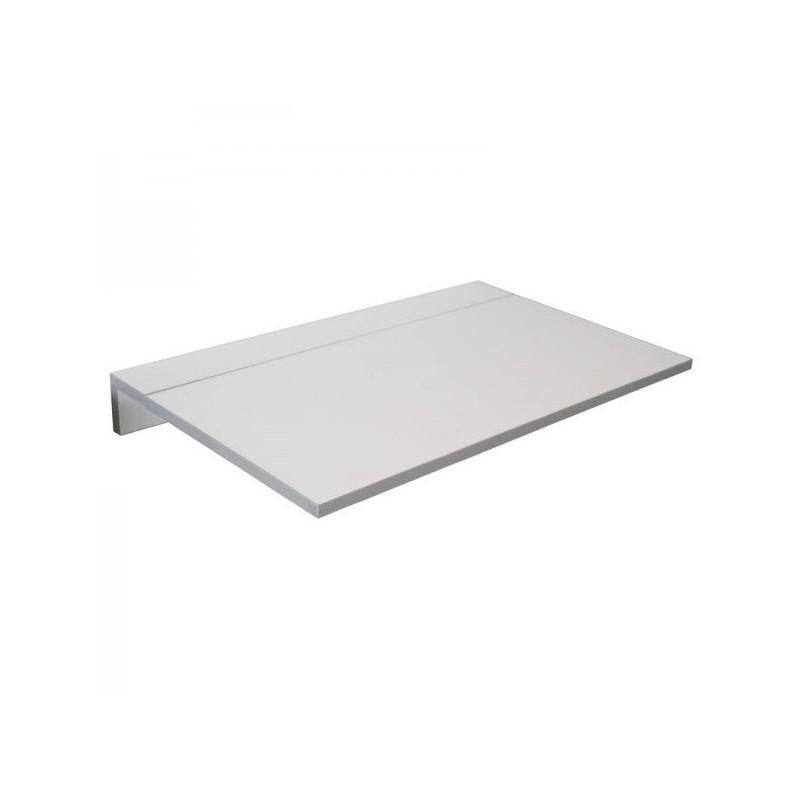 Mesa Cocina Plegable Blanca De Pared 80x10-50 cm - Miroytengo.es