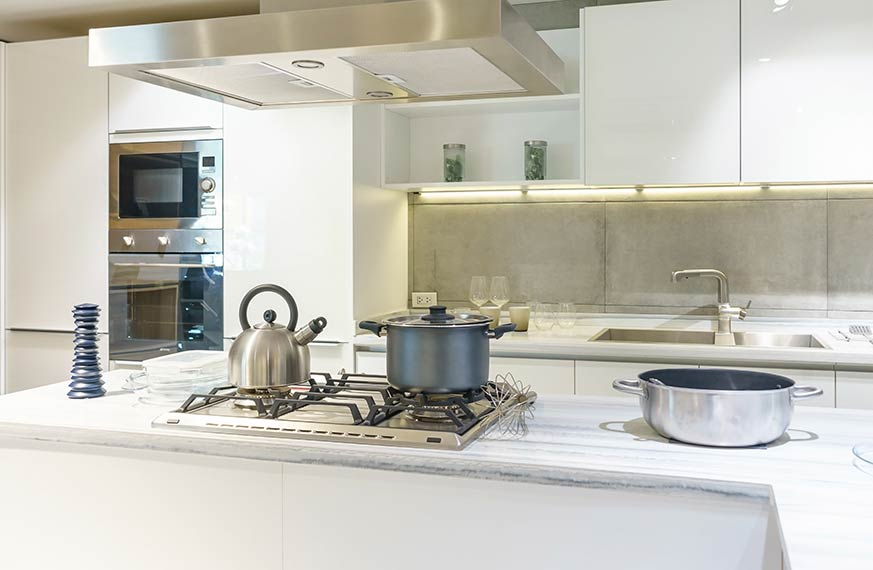 Es mejor luz fr a o c lida para cocina ba o y otros - Luz para cocinas ...