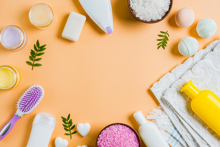 Artículos para decorar tu baño