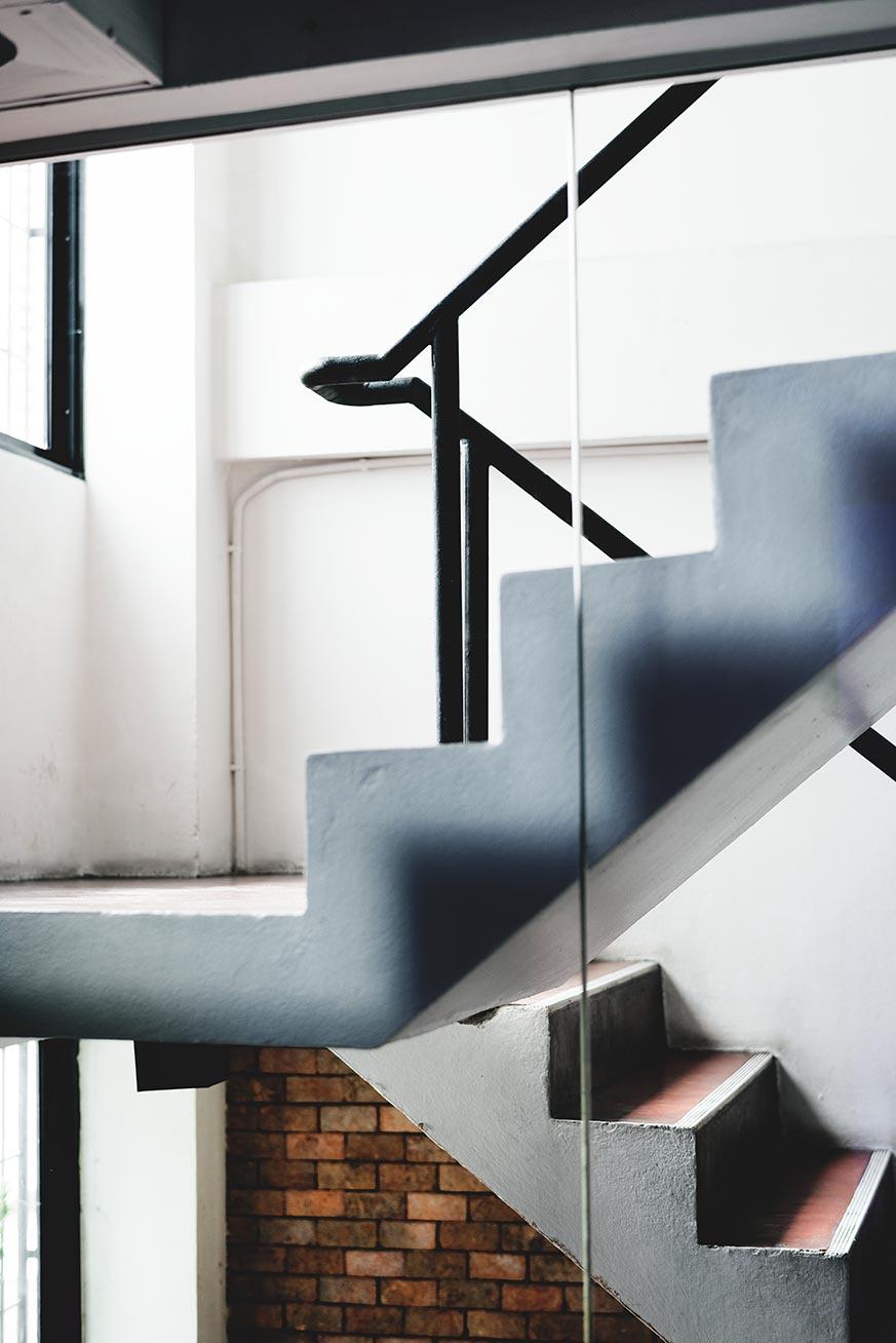 vinilos decorativos para subida de escalera Ideas De Decoracion De Escaleras De Un Dplex Blog MiroyTengo